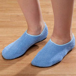 Terry Cloth Slippers…