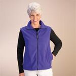Micro Fleece Vest By…