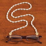 Beaded Eyeglass…