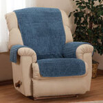Chenille Recliner…