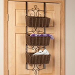 Over the Door Wicker…
