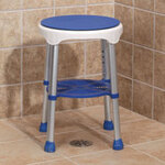 Compact Swivel Stool