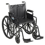 Wheelchair with…