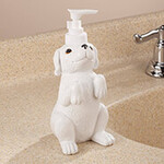 Playful Dog Soap…