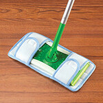 Money-Saving Mop Pad…