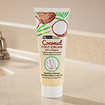 Coconut Foot Cream…