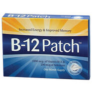 B-12 Patches