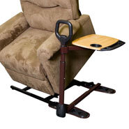 Swiveling Stand…