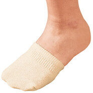 Toe Half Socks, 2…