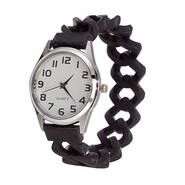 Watch with Silicone…