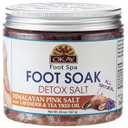 OKAY® Foot Soak…