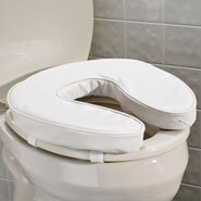 Padded Toilet Seat…