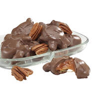 Milk Chocolate Pecan…