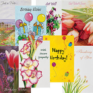 All Occasion Cards…