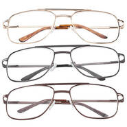 3 Pack Pilot Readers…