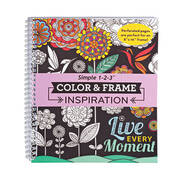 Adult Color & Frame…