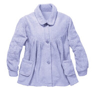 Fleece Bed Jacket by…