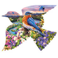 Bird Shaped Puzzle…