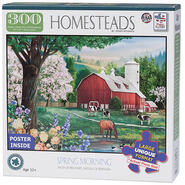 Homesteads Spring…
