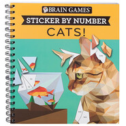 Brain Games® Sticker…