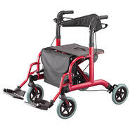 2-in-1 Rollator and…