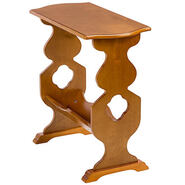 Side Table with…