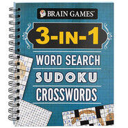Brain Games® 3-in-1…